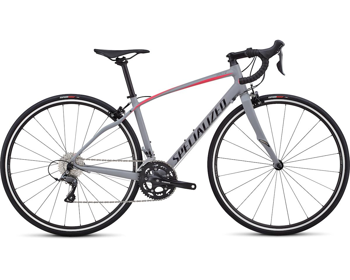 Specialized 2019 Dolce (Satin/Gloss/Cool Gray/Acid Pink)