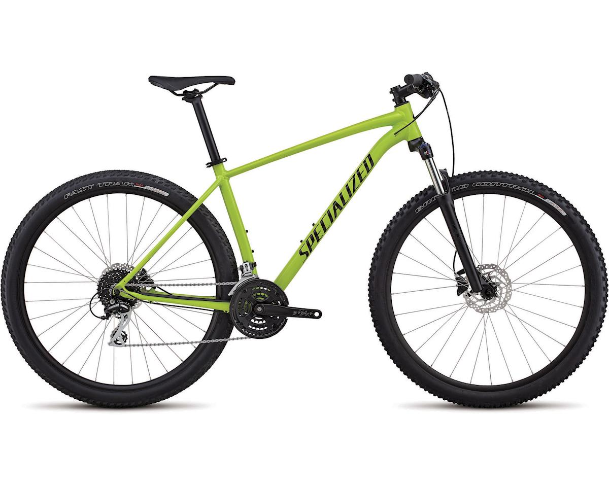 Specialized 2018 Men's Rockhopper Sport (GLOSS HYPER / BLACK / CLEAN)
