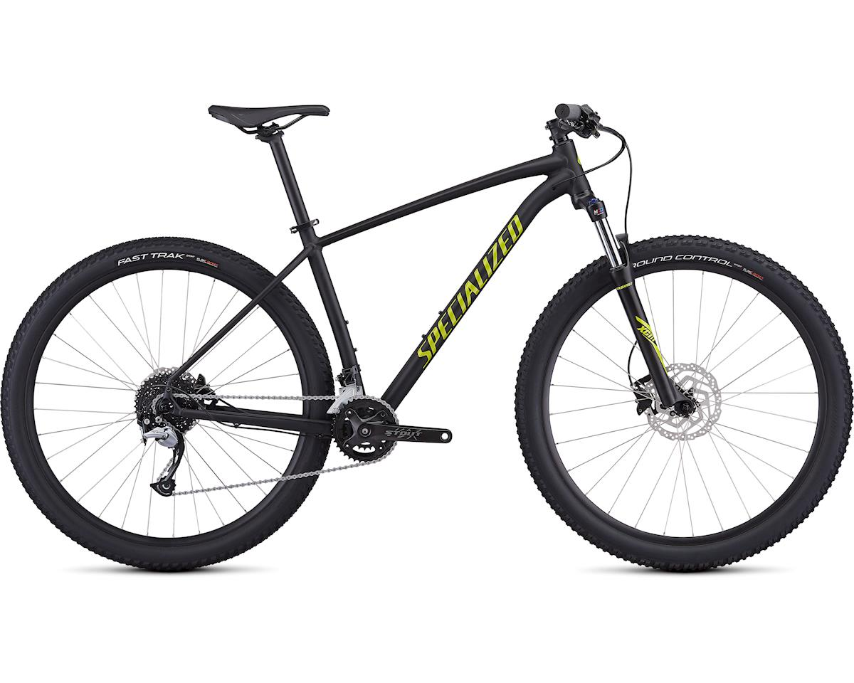 Specialized 2019 Men's Rockhopper Comp (Satin Black/Ion)