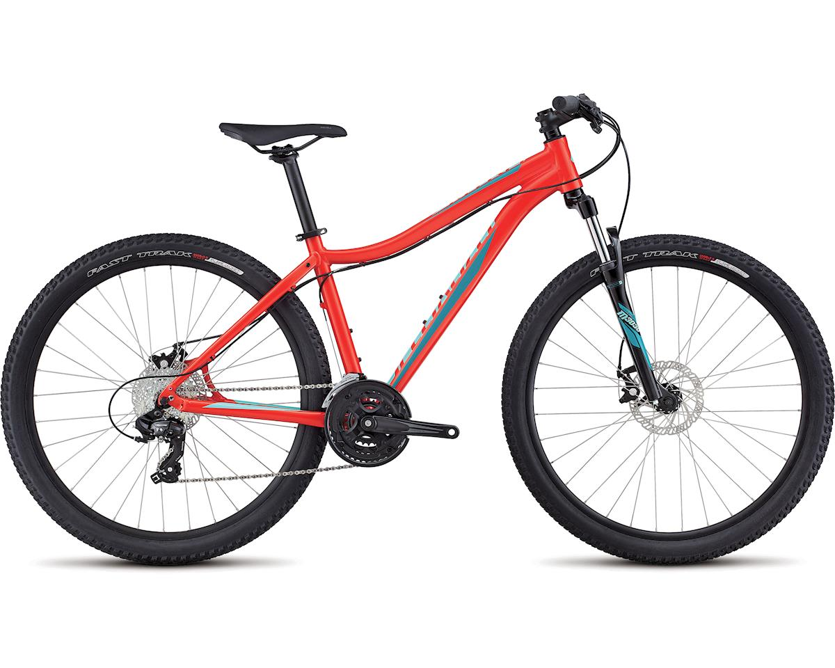 Specialized 2017 Myka Disc 650b (GLOSS NORDIC RED/TURQUOISE/LIGHT TURQUOISE) (L)