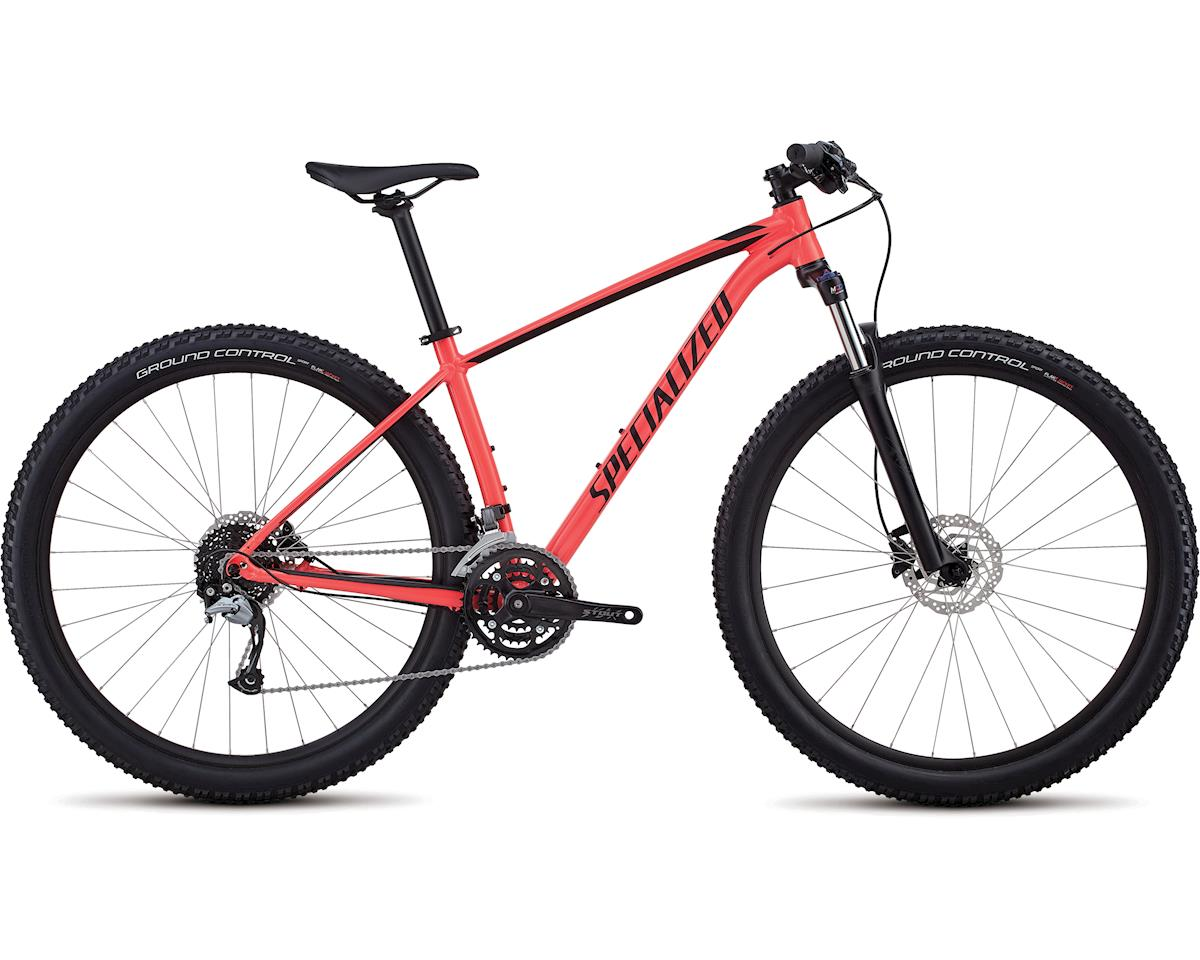 Specialized 2018 Women's Rockhopper Comp (GLOSS SATIN ACID RED / BLACK)