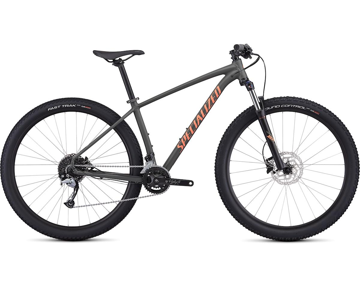 Specialized 2019 Women's Rockhopper Comp (Satin Oak/Acid Lava/Clean)