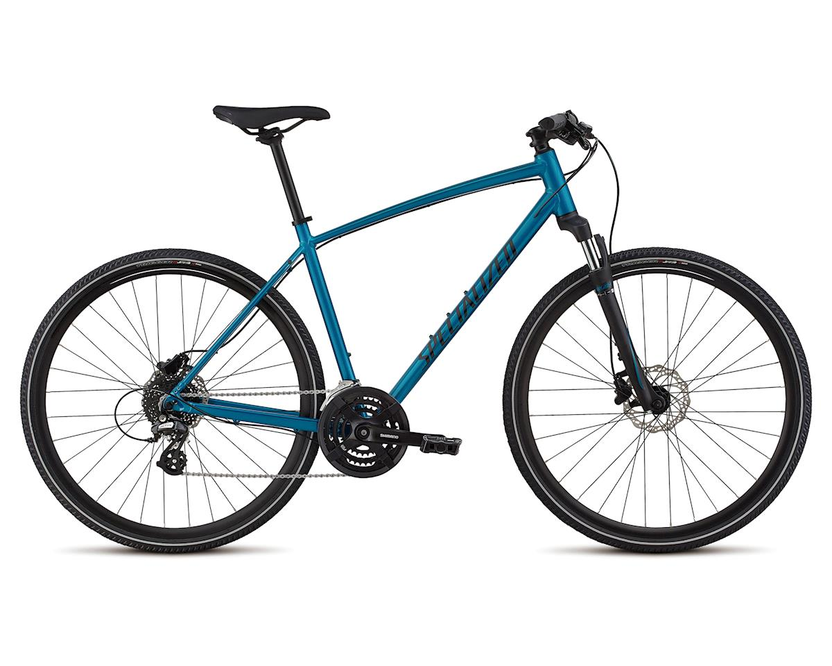 Specialized 2018 CrossTrail - Hydraulic Disc (Teal Tint/Black/Flake Silver Reflective)