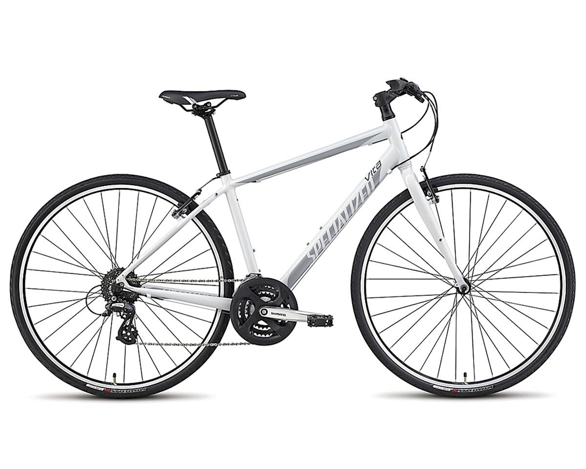 Specialized 2017 Vita (Gloss White/Silver/Charcoal) (XL)