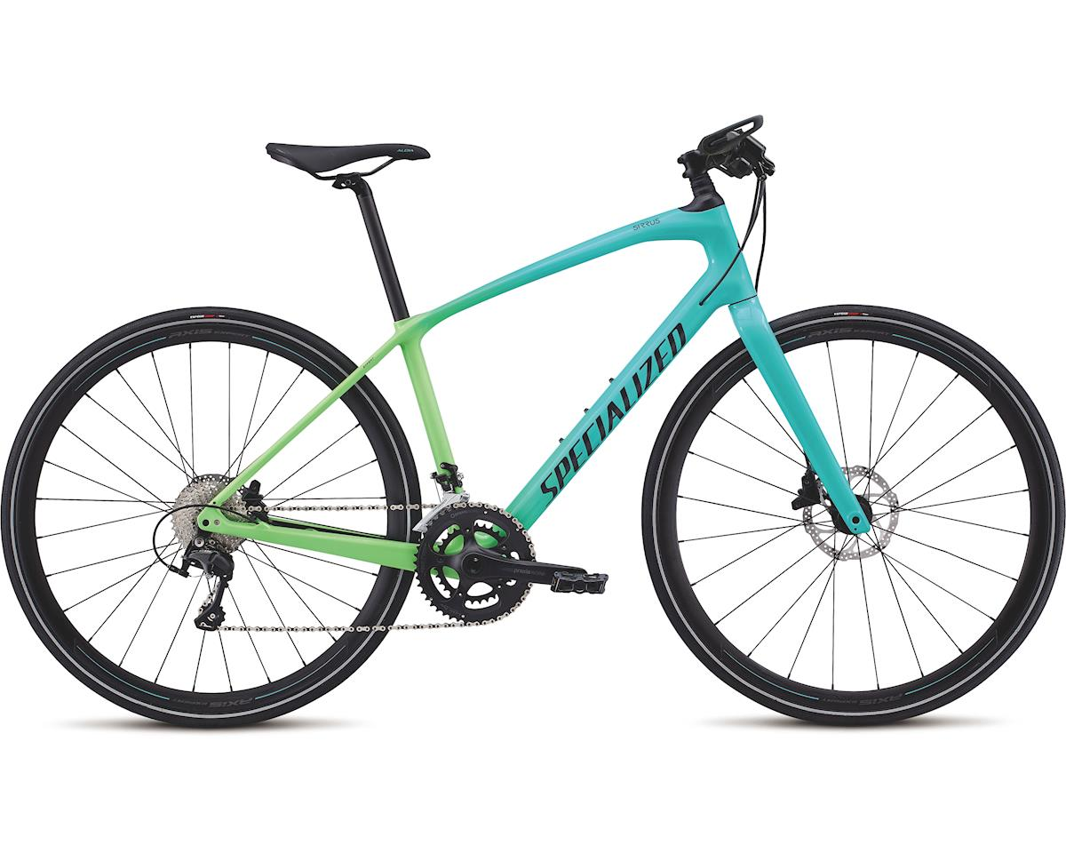 Specialized 2018 Women's Sirrus Expert Carbon (Cali Fade/Satin Black)