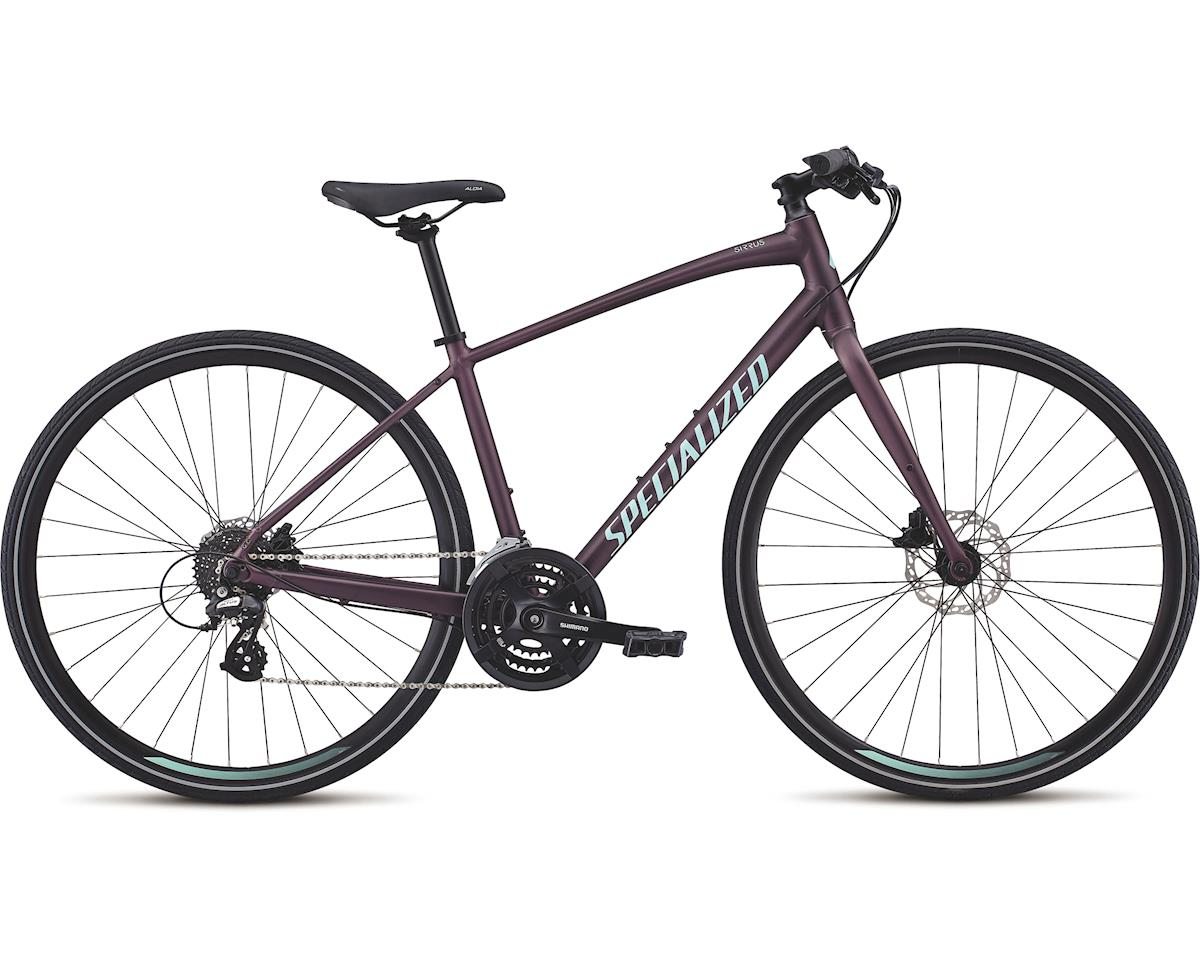 Specialized 2018 Women's Sirrus Disc (Cast Berry/Mint)