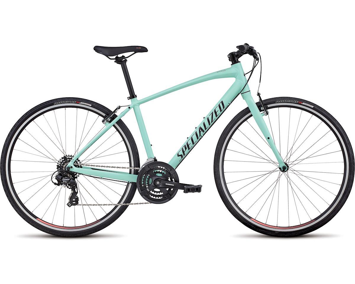 Specialized 2018 Women's Sirrus - V-Brake (Mint/Acid Lava/Black)