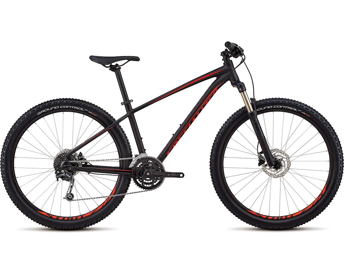Specialized 2018 Men's Pitch Expert 27.5 (Satin Gloss Black/Black/Rocket Red)