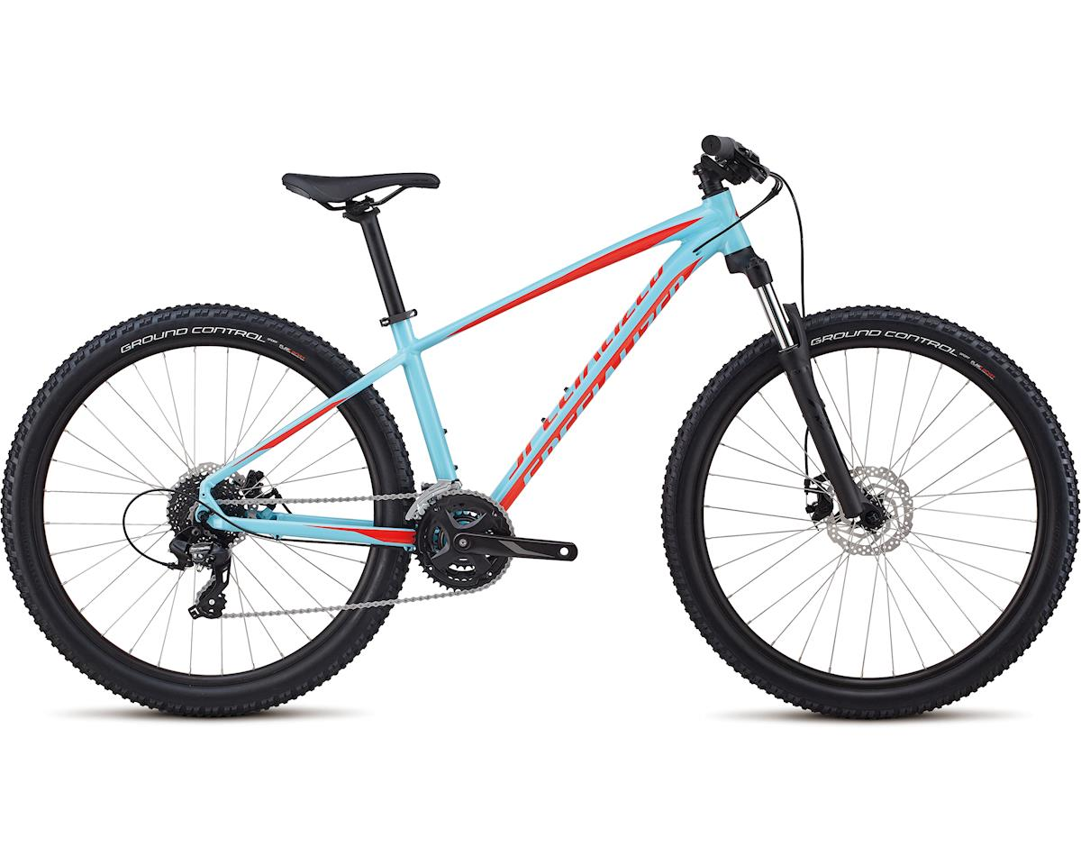 Specialized 2018 Men's Pitch 27.5 (GLOSS LT BLUE / ROCKET RED)