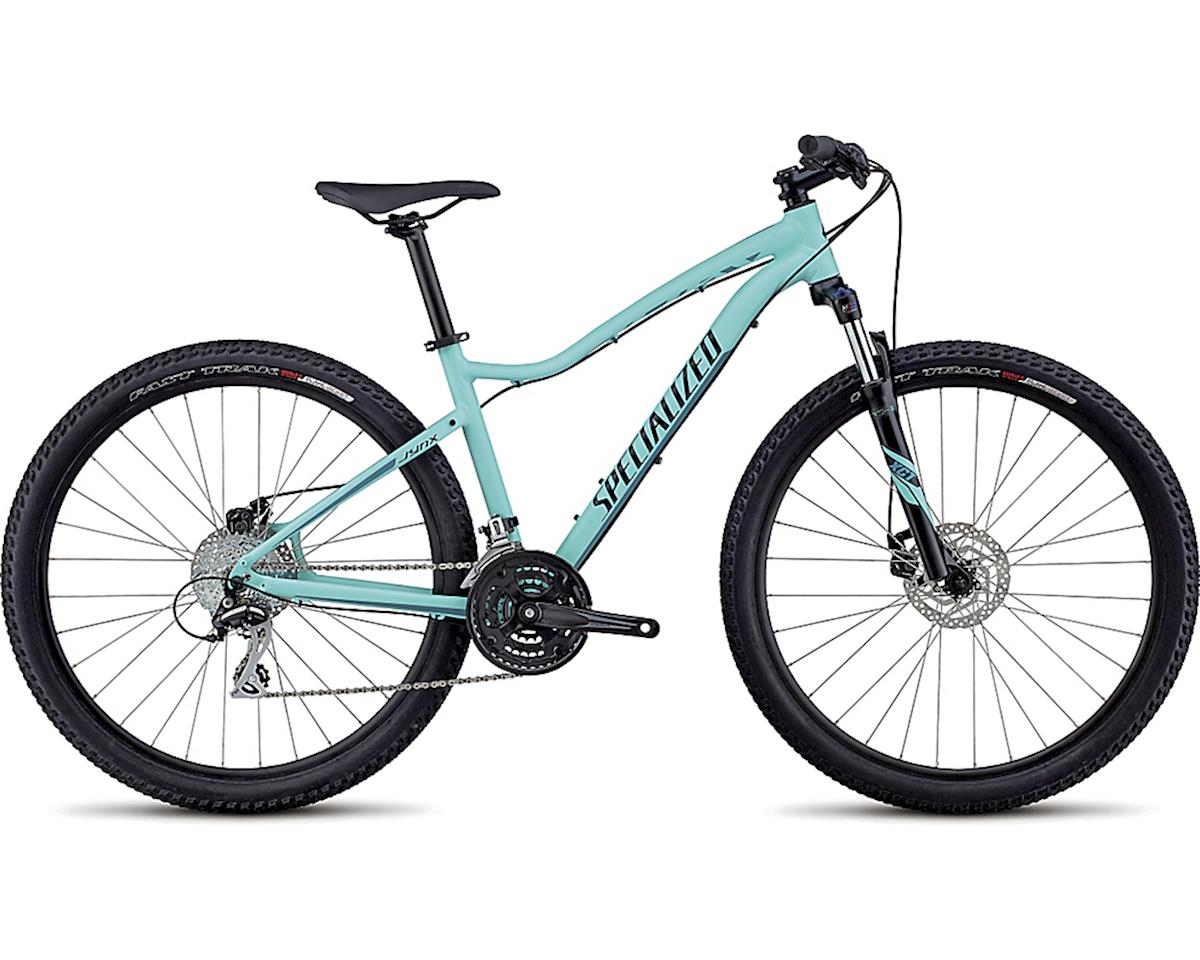 Specialized 2017 Jynx 650b (SATIN LIGHT TURQUOISE/TARMAC BLACK/TURQUOISE) (L)
