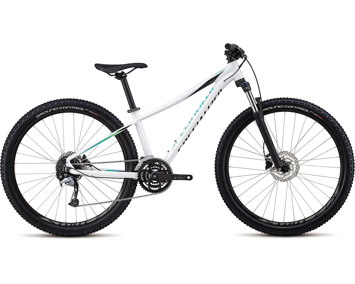 Specialized 2018 Women's Pitch Comp 27.5 (Gloss/Satin/White/Cali Fade Decals /Blk)