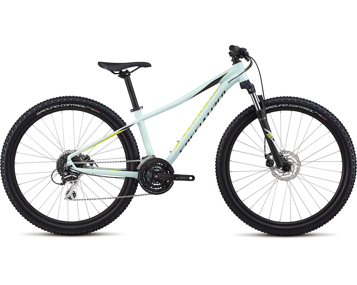 Specialized 2018 Women's Pitch Sport 27.5 (Satin / White Sage / Limon / Black / Reflect)