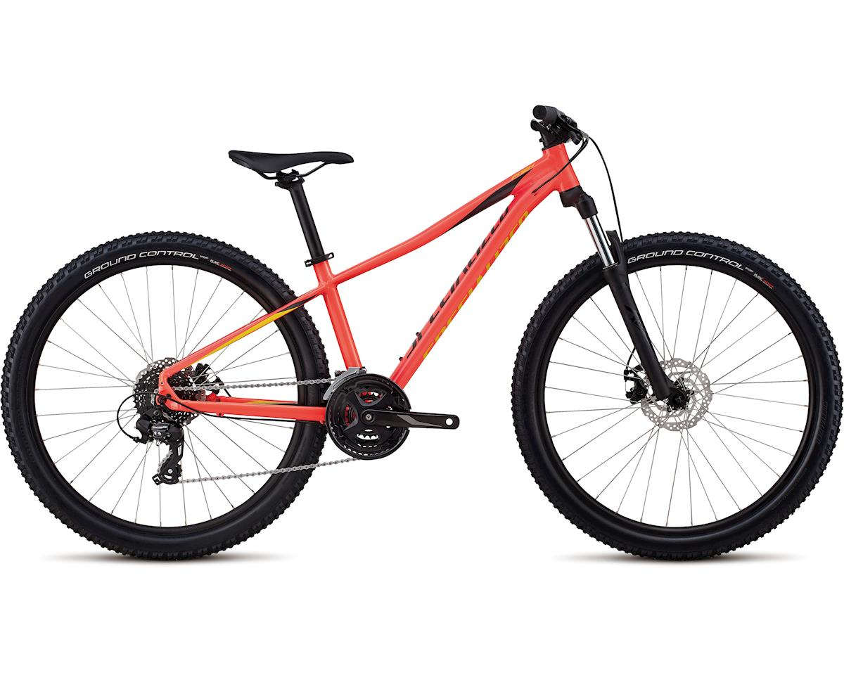 Specialized 2018 Women's Pitch 27.5 (Gloss / Acid Red / Limon / Black / Reflect)