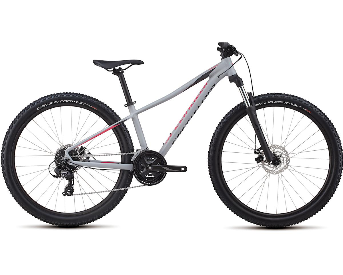 Specialized 2018 Women's Pitch 27.5 (Satin/Gloss/Cool Gray/Acid Pink/Black/Reflect)