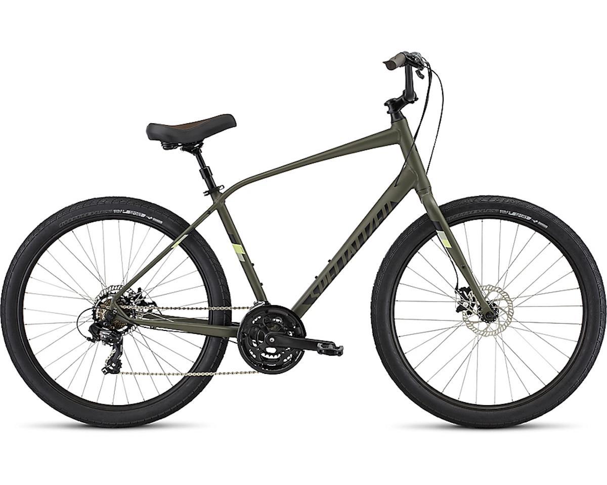Specialized 2018 Roll Sport (Oak Green/Powder Green/Spruce Reflective) (L)