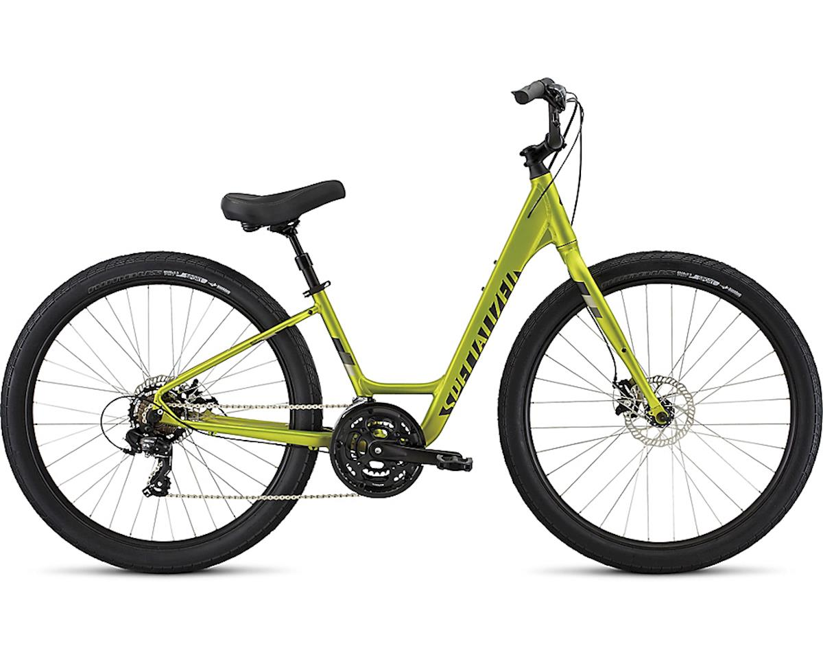 Specialized 2018 Roll Sport - Low Entry (Lime / Oak Green / Titanium Reflective)