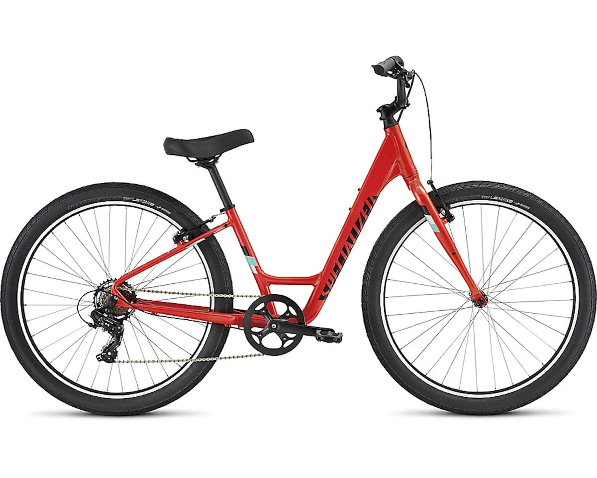 Specialized 2018 Roll - Low Entry (NORDIC RED/LIGHT TURQUISE/FLAKE SILVER REFLECTIVE)
