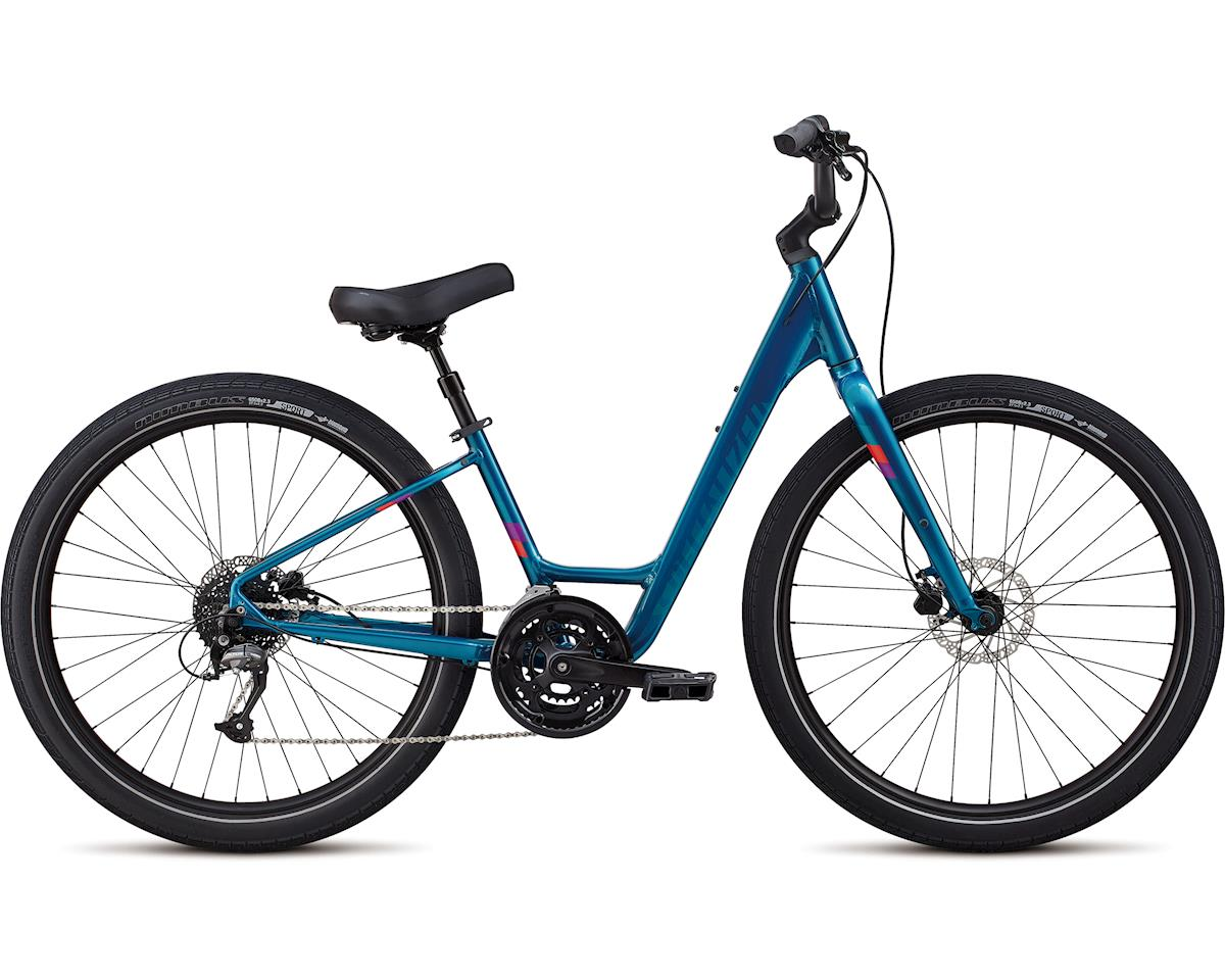 Specialized 2018 Roll Elite - Low Entry (Teal Tint/Nordic Red/Deep Fuchsia Reflective)