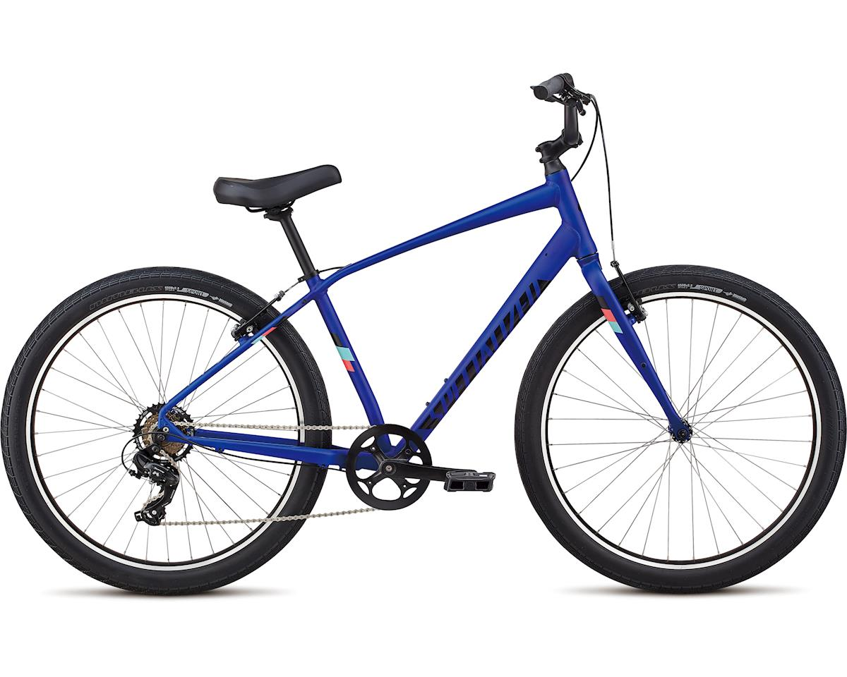 Specialized 2018 Roll (Acid Blue/Black/Light Turquoise Reflective) (L)