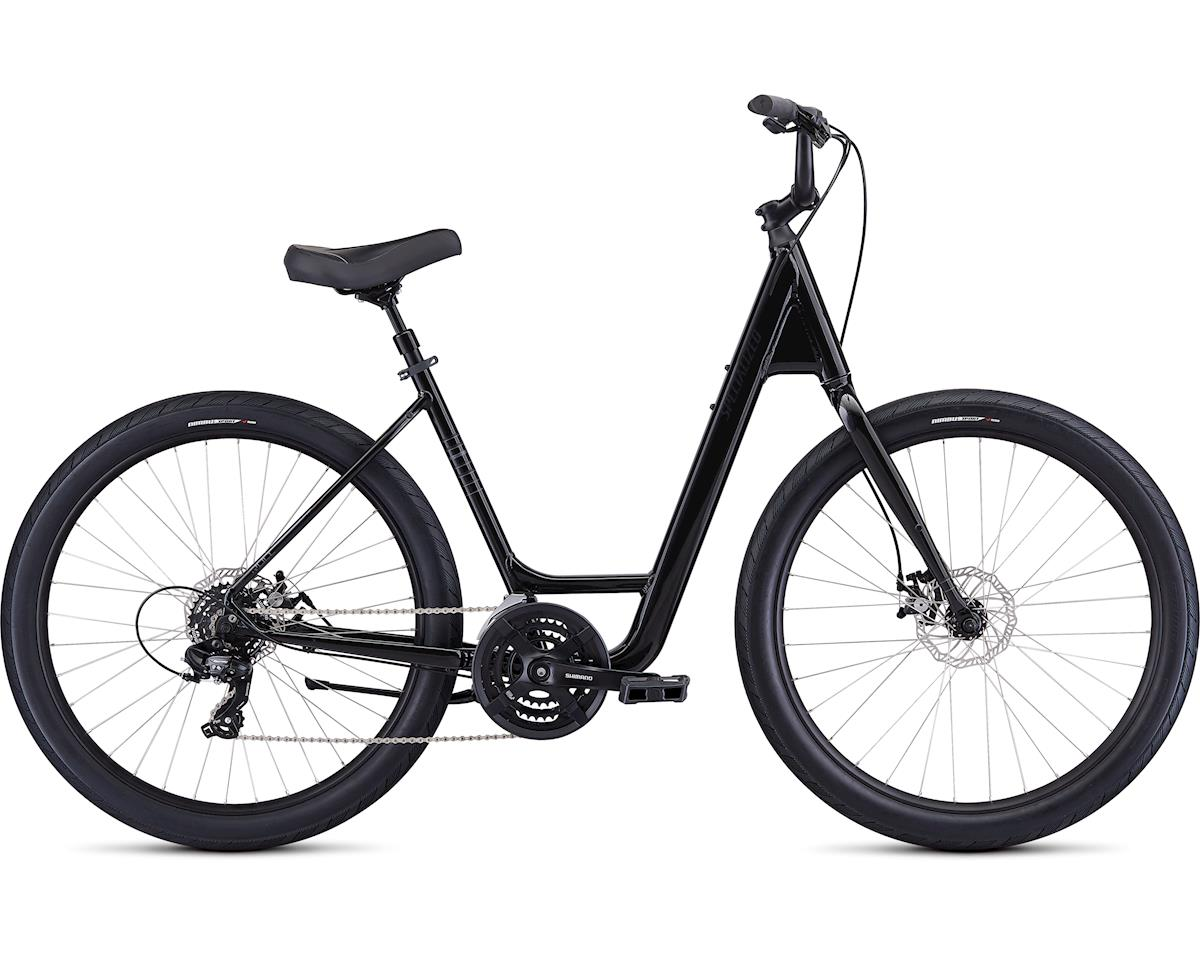 Specialized 2019 Roll Sport -Low-Entry (Gloss Black/Black/Black) (M)