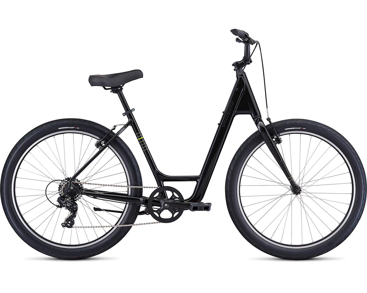 Specialized 2019 Roll -Low-Entry (Gloss Tarmac Black/Ion/Black Reflective)