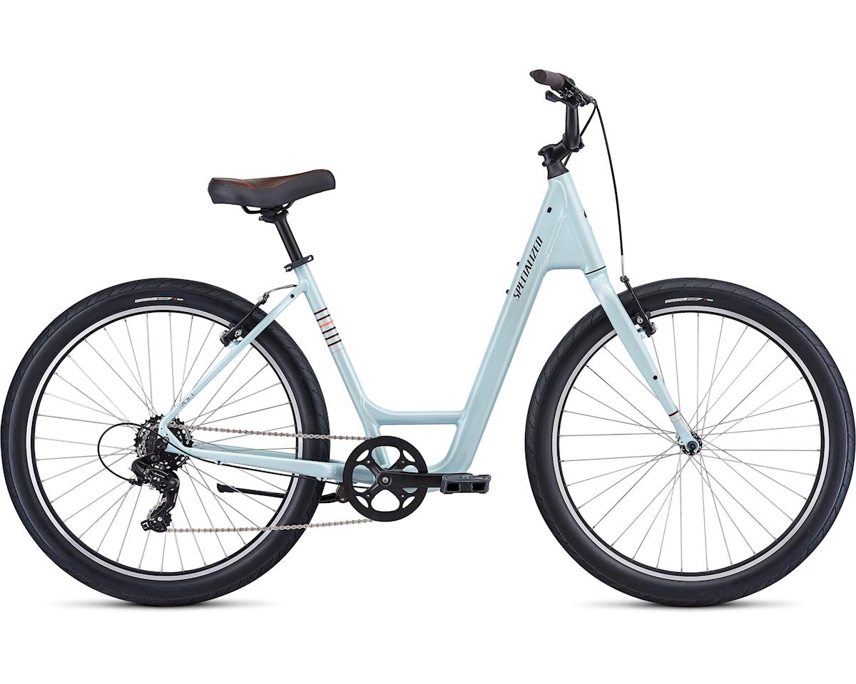 Specialized 2019 Roll -Low-Entry (Gloss Ice Blue/Acid Lava/Black Reflective) (L)