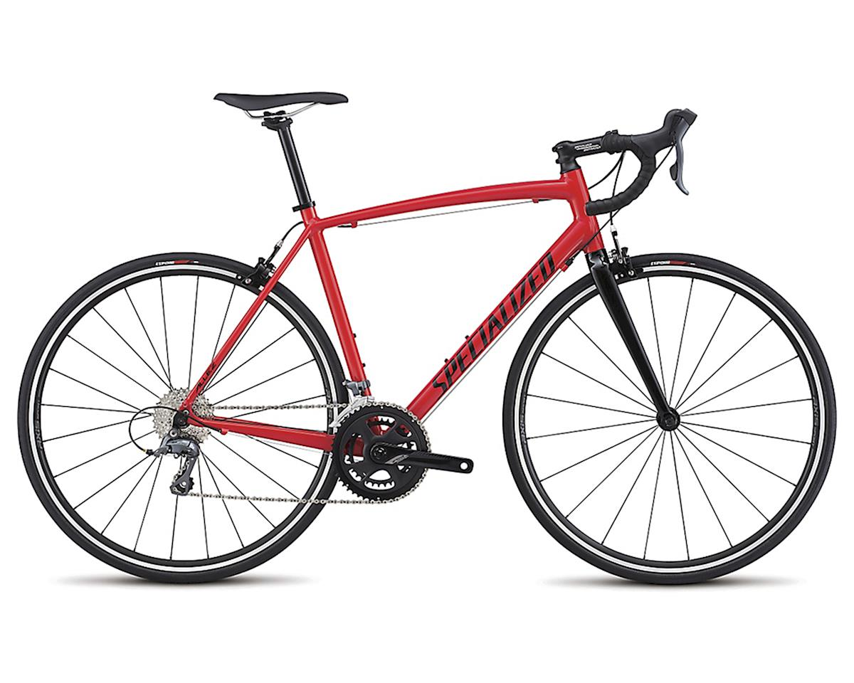 Specialized 2017 Allez E5 (Flow Red/Tarmac Black) (52cm)