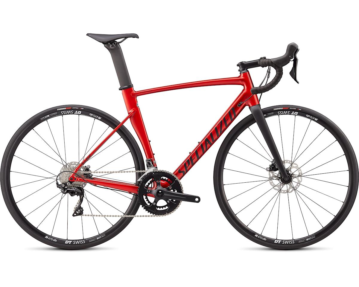Specialized 2020 Allez Sprint Comp Disc (Gloss Red Candy Tint/Black) (58)