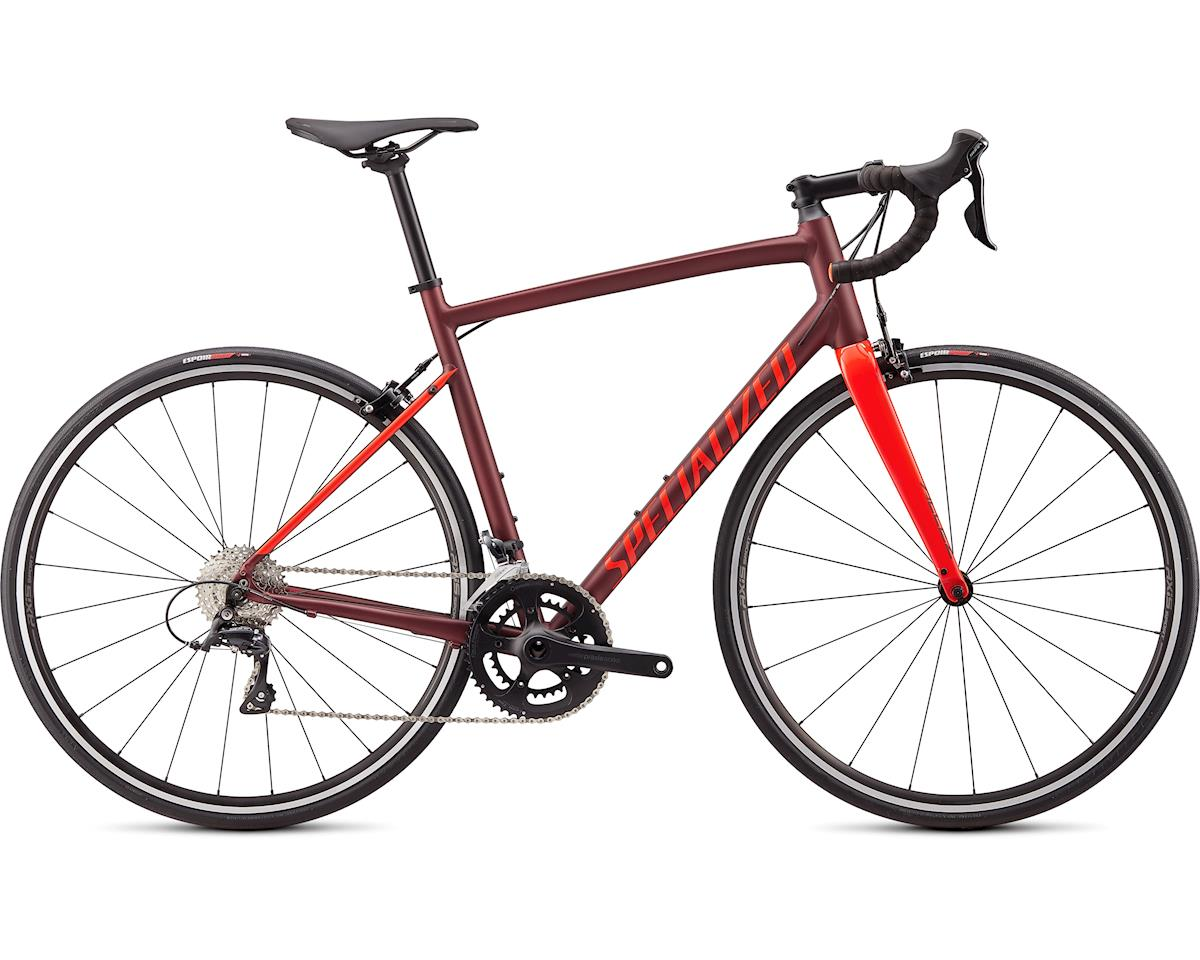 Specialized 2020 Allez Sport (Satin/Gloss Crimson/Rocket Red) (49)