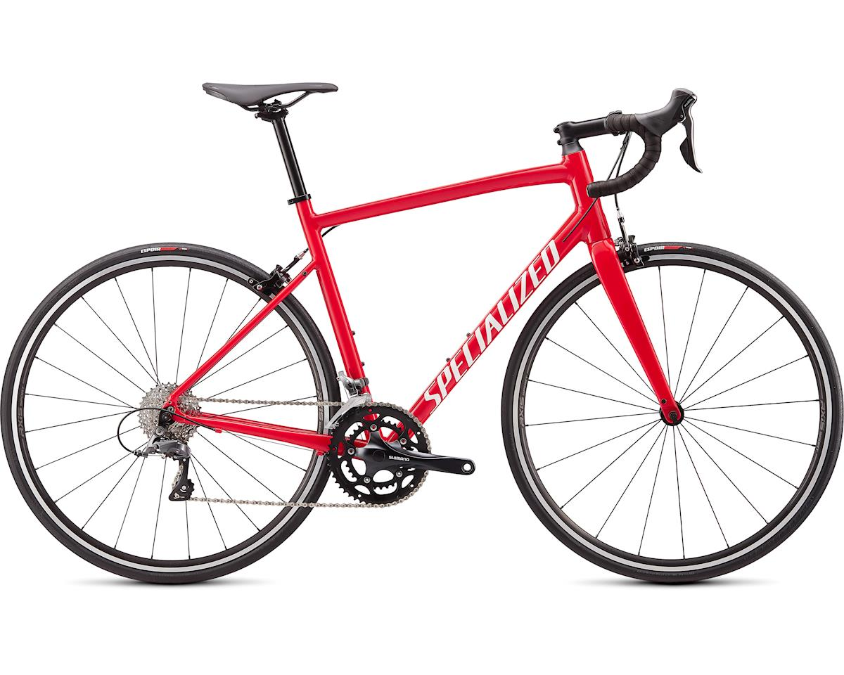 Specialized 2020 Allez (Gloss Flo Red/White Clean)