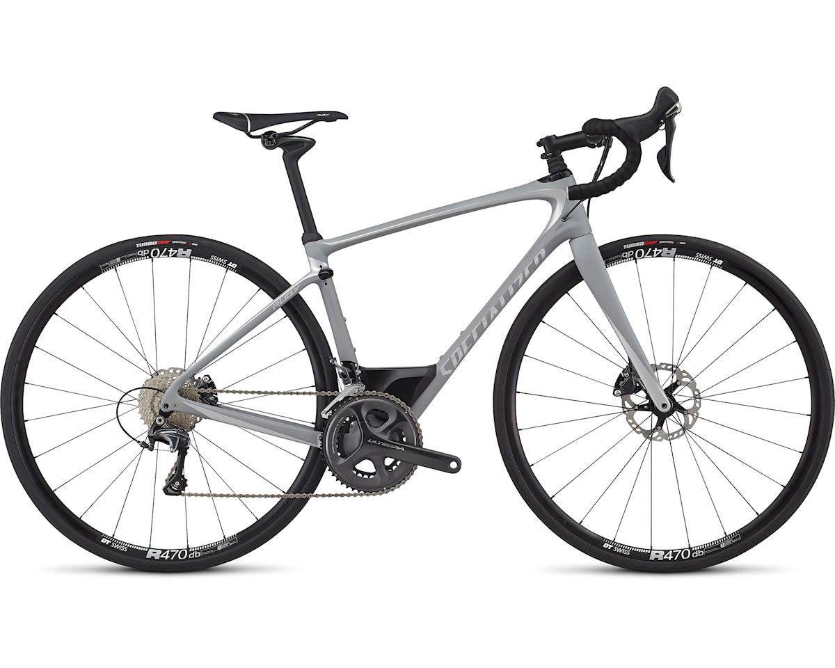 Specialized 2017 Ruby Expert (SATIN COOL GREY / FLAKE SILVER) (51)
