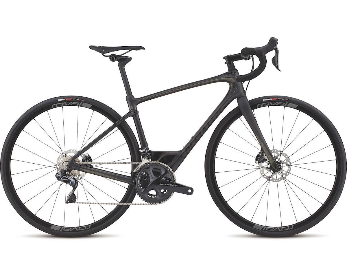 Specialized 2018 Ruby Expert Ultegra Di2 (Gloss / Carbon/  Tarmac Black)