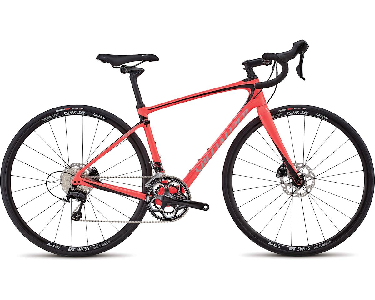 Specialized 2018 Ruby Elite (Gloss / Acid Red / Filthy White / Black)
