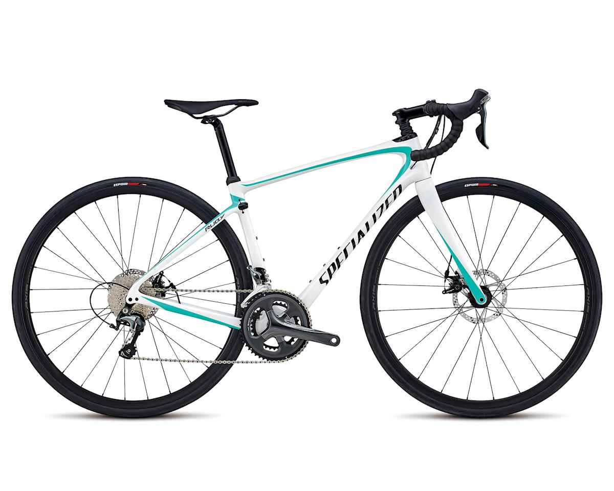 Specialized 2018 Ruby (Cosmic Flake White/Acid Mint) (54cm)