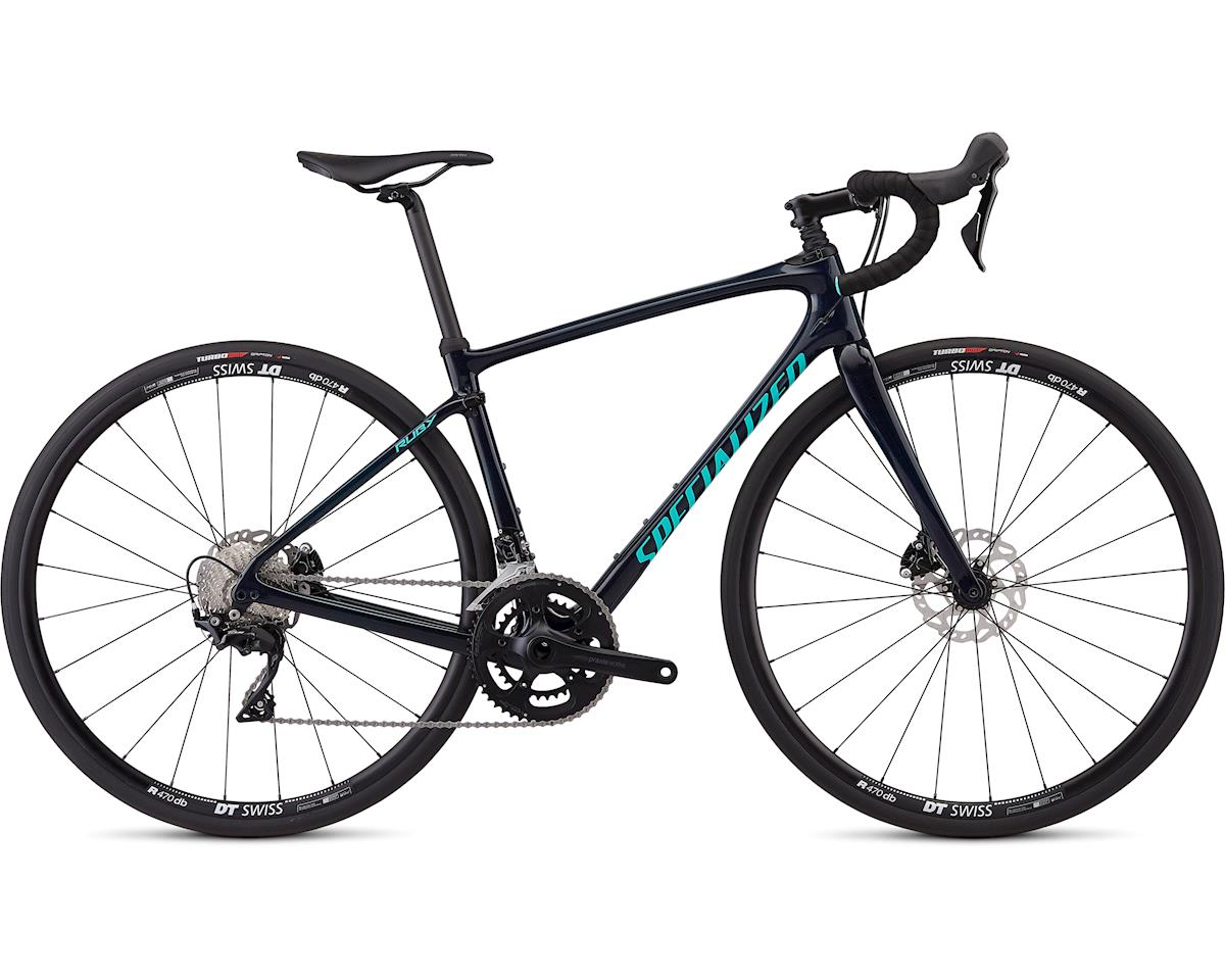 Specialized 2019 Ruby Sport (Gloss/Teal Tint /Acid Mint)