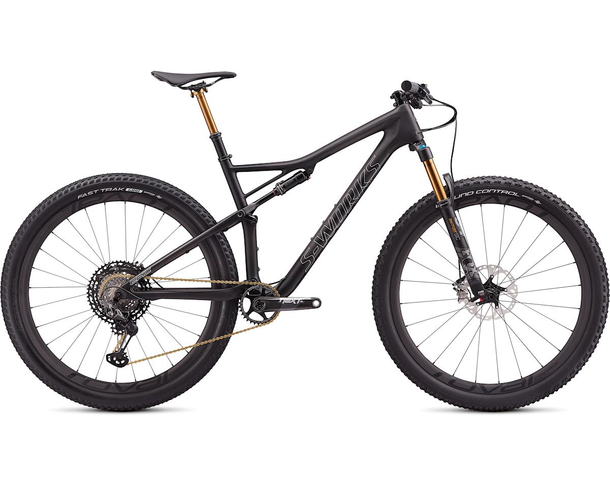 Specialized 2019 S-Works Epic EVO (Satin Carbon/Holographic Chrome)
