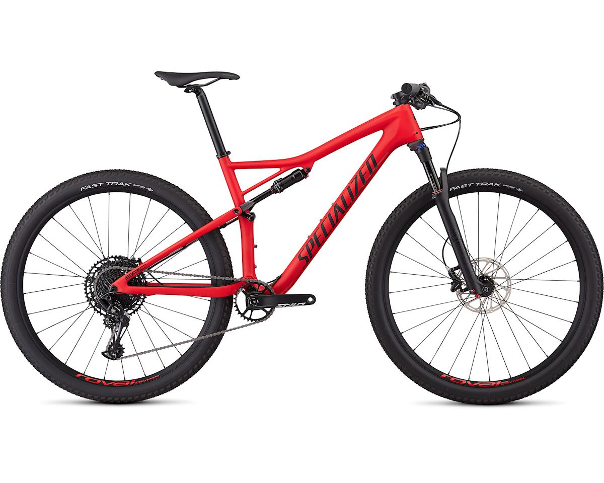Specialized 2019 Men's Epic Comp Carbon (Satin Flo Red/Black)