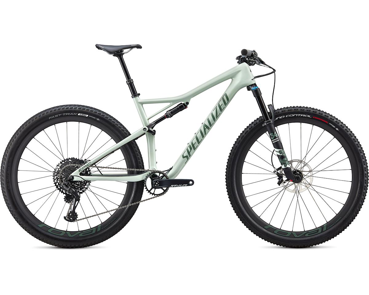 Specialized 2020 Epic Expert Carbon EVO (Gloss Spruce/Sage Green)