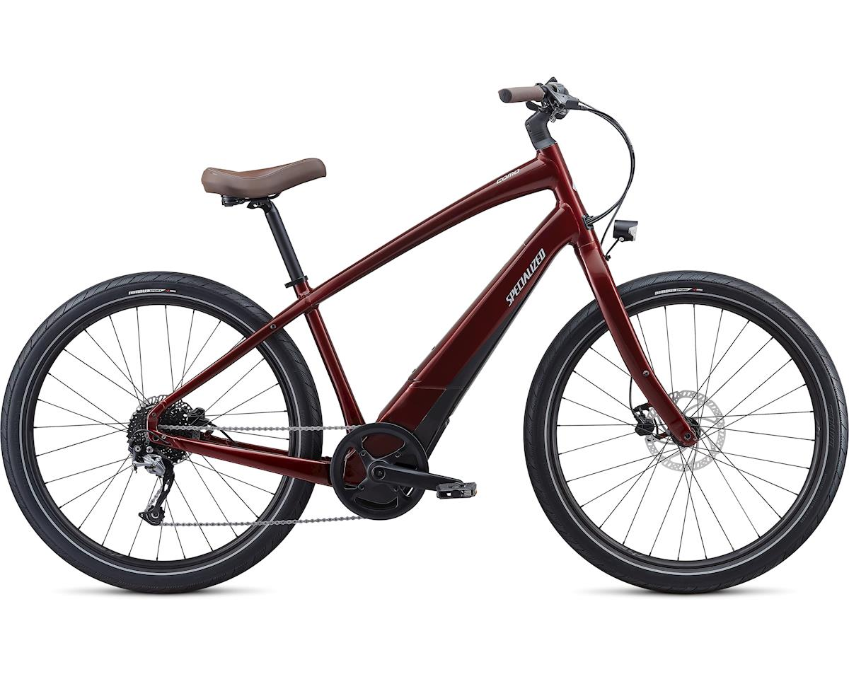 Specialized 2020 Turbo Como 3.0 650b (Metallic Crimson / Black / Chrome)