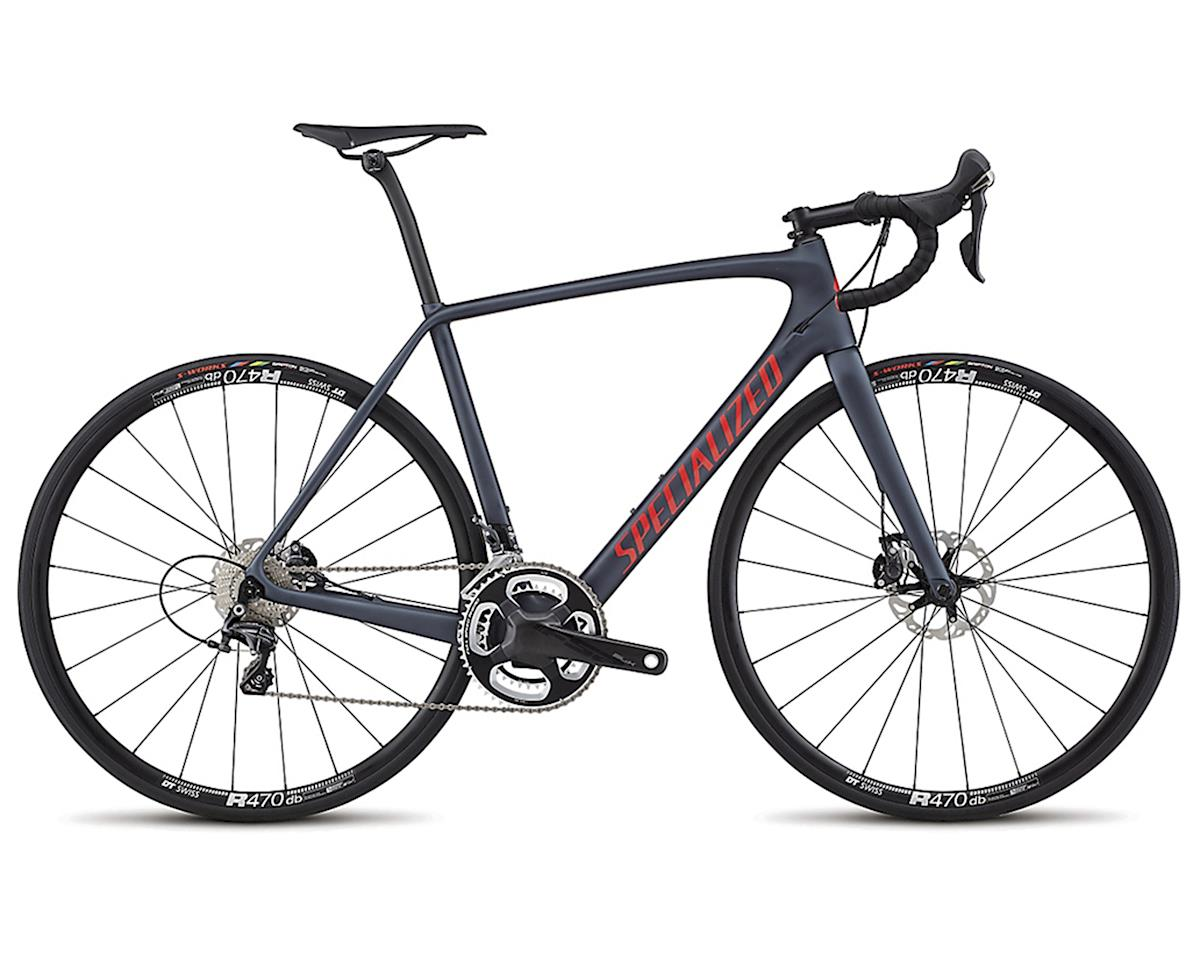Specialized 2017 Tarmac Expert Disc (Satin Ink/Gloss Nordic Red) (58cm)
