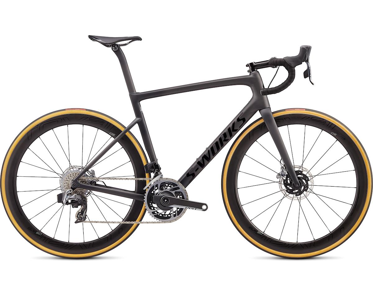 Specialized 2020 S-Works Tarmac Disc -SRAM eTAP (SATIN CARBON/TARMAC BLACK/CLEAN) (61)