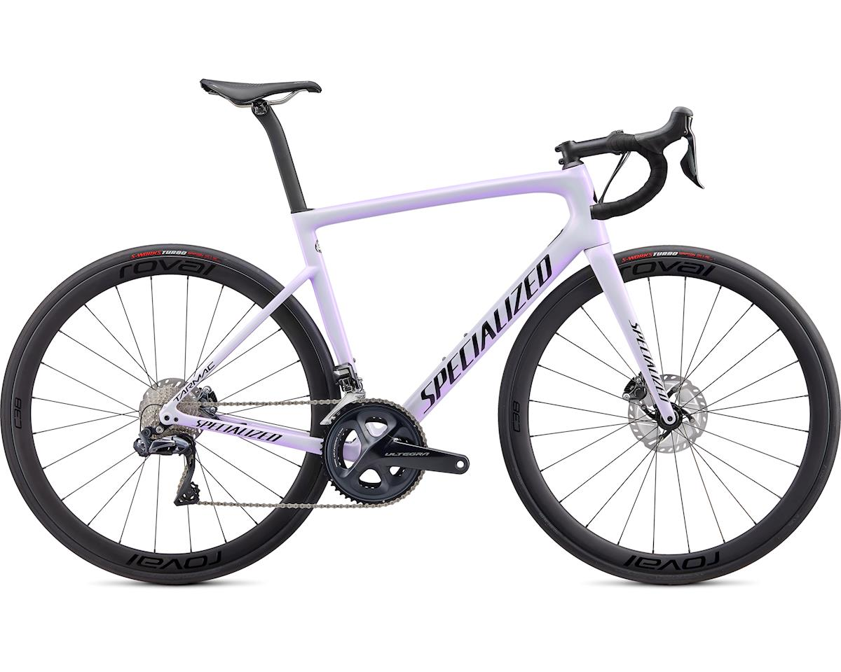 Specialized 2020 Tarmac Disc Expert (Gloss UV Lilac/Tarmac Black) (54)