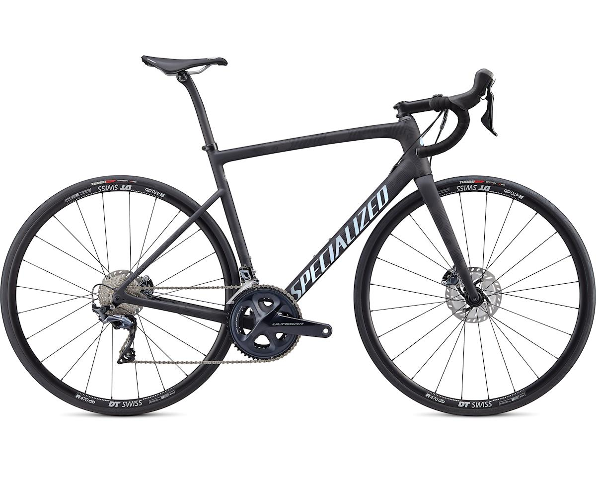 Specialized 2020 Tarmac Disc Comp (Satin Carbon/Black/Black Reflective) (58)