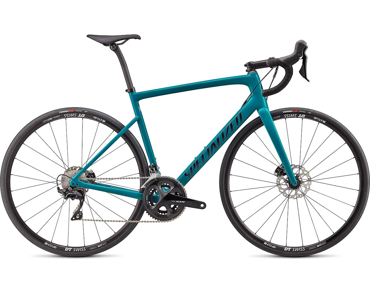 Specialized 2020 Tarmac Disc Sport (Gloss Aqua/Cast Berry/Clean)