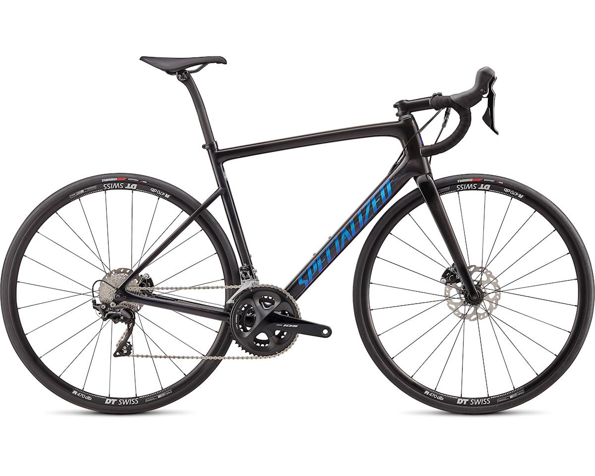 Specialized 2020 Tarmac Disc Sport (Gloss Carbon/Chameleon) (54)