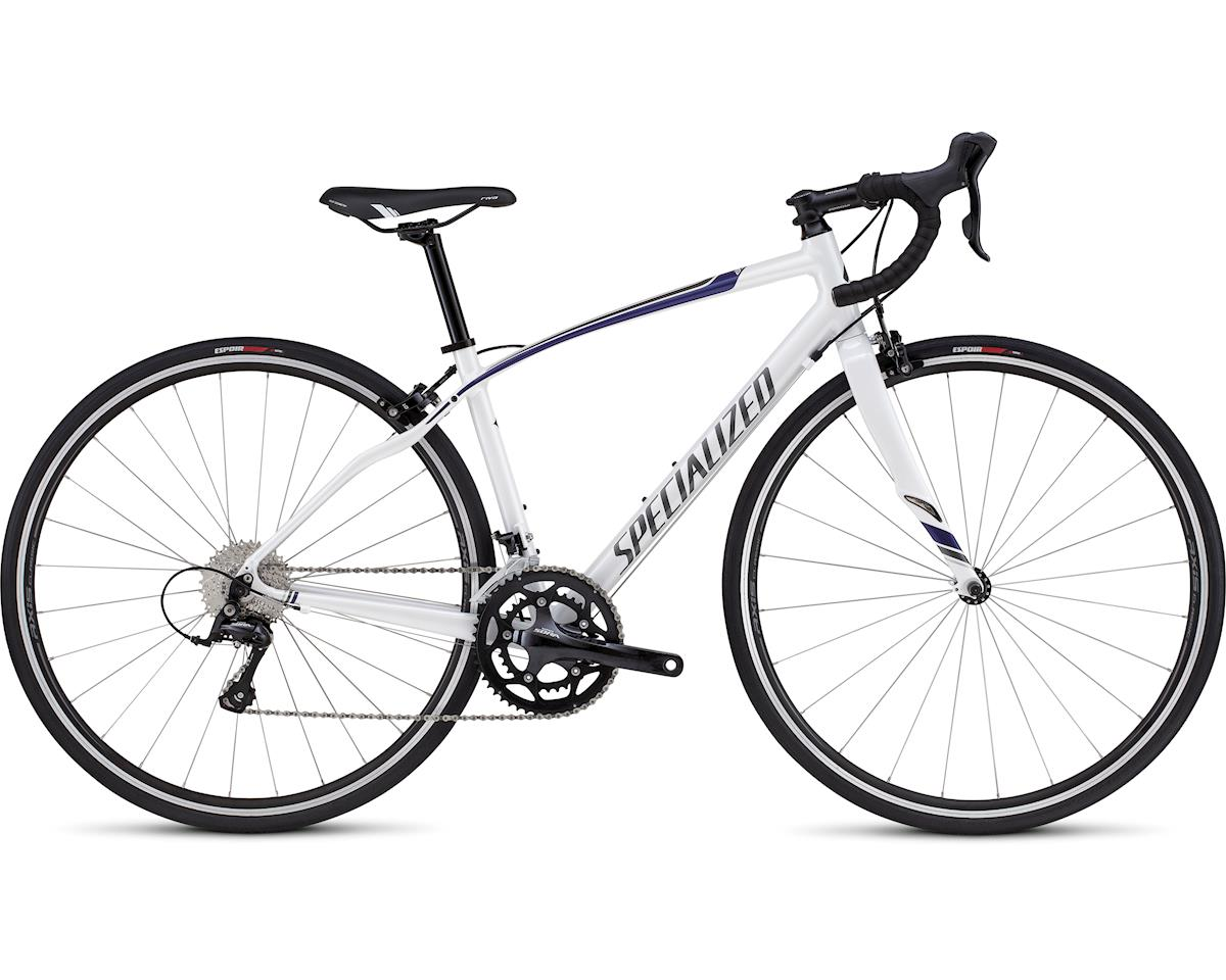 Specialized 2016 Dolce Sport (Gloss White/Indigo/Charcoal/Silver)