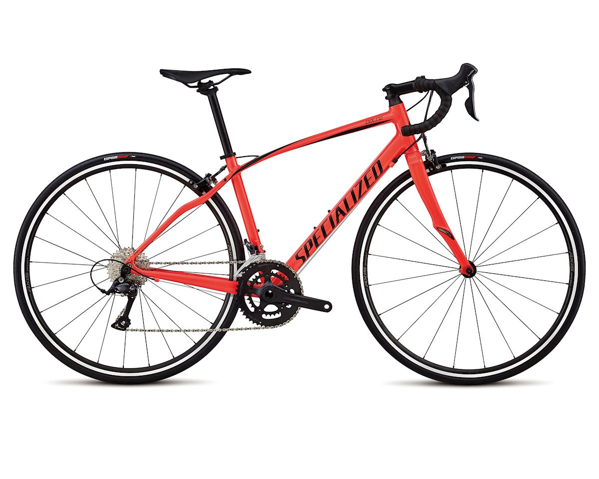 Specialized 2018 Dolce Sport (GLOSS/ SATIN / ACID RED/ TARMAC BLACK)
