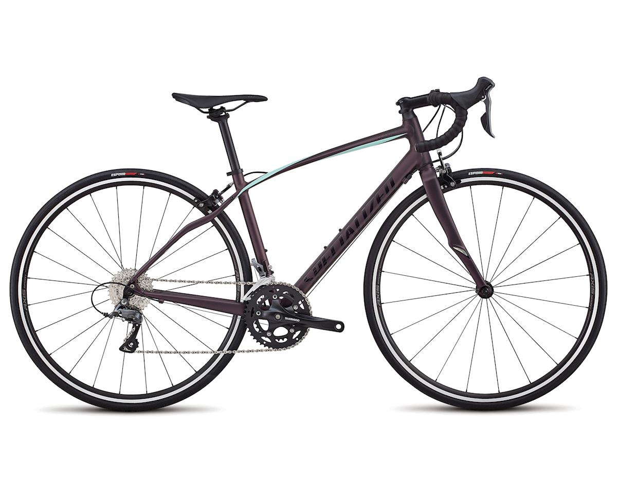 Specialized 2018 Dolce (Satin / Cast Berry  / Black / Mint)