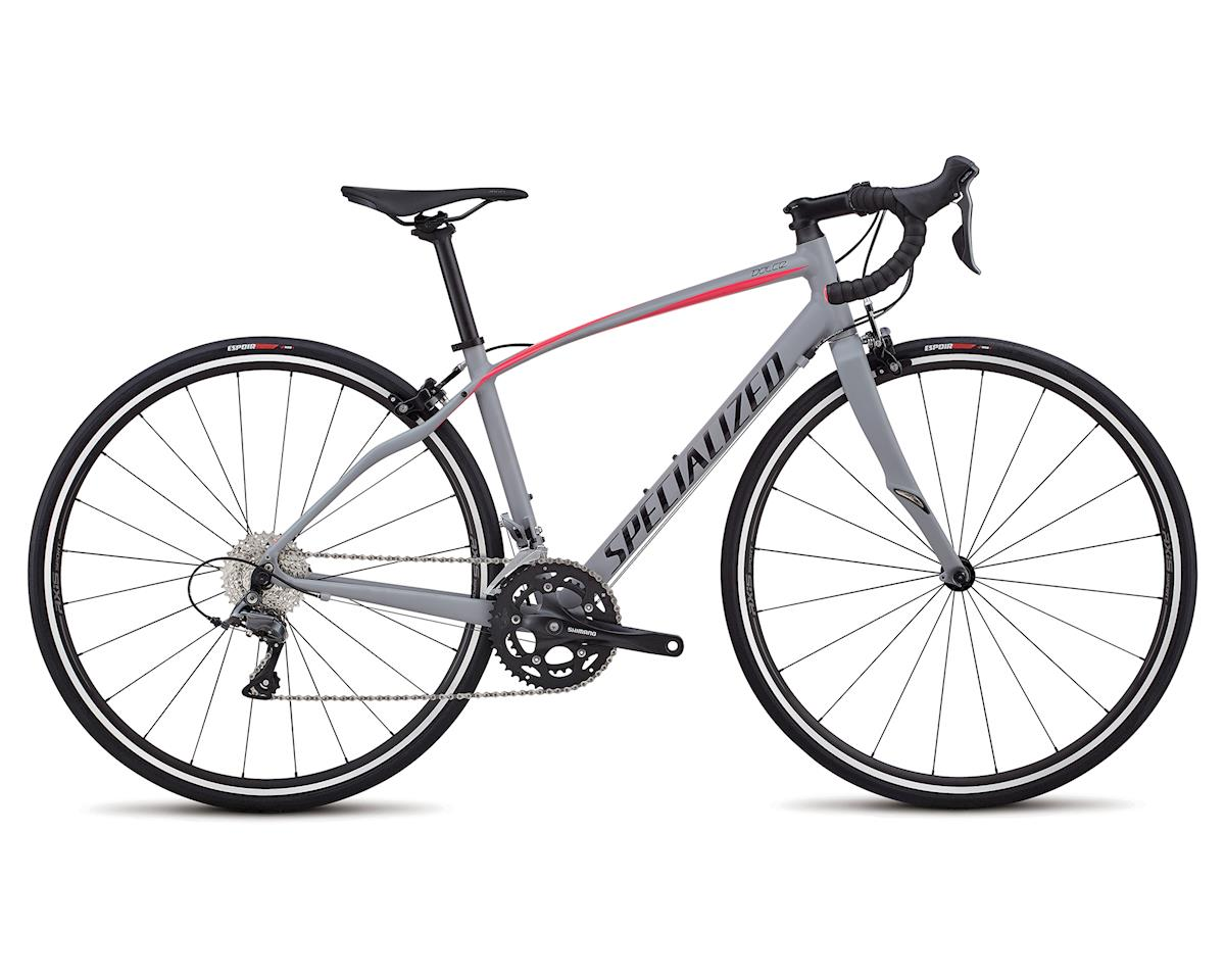 Specialized 2018 Dolce (Satin / Gloss / Cool Gray / Acid Pink)