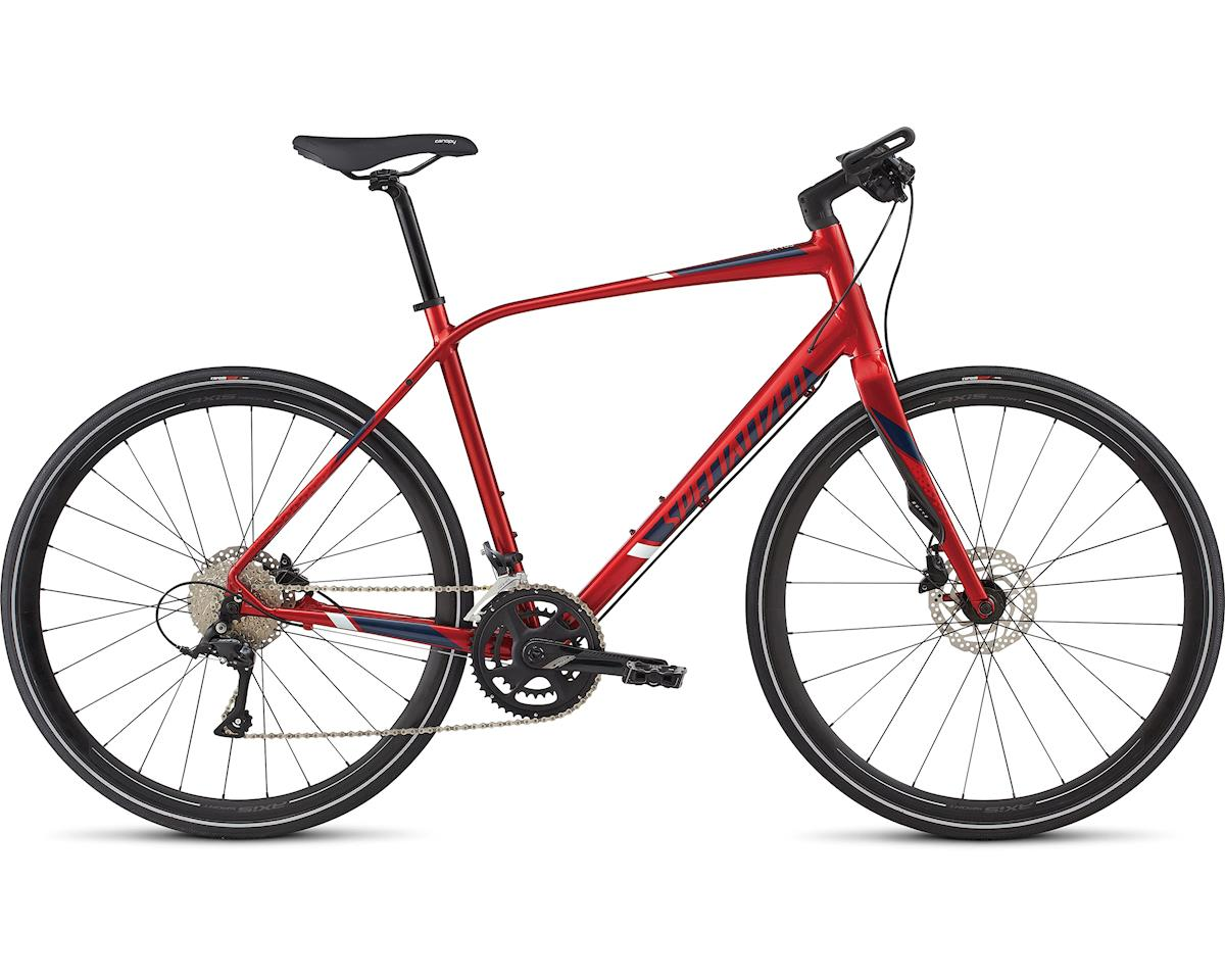 Specialized 2017 Sirrus Elite (CANDY RED/NAVY/BABY BLUE)